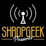 Official new shropgeek logo