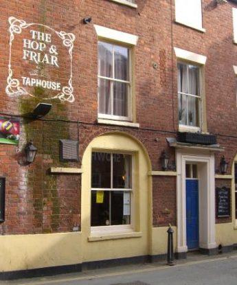 Hop & Friar, Shrewsbury